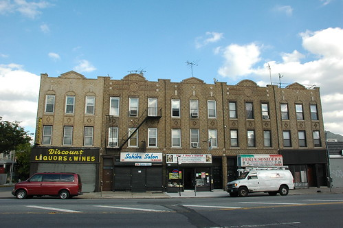 589 (left), 591, 593, 595 and 597 Coney Island Avenue