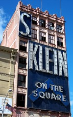 S Klein on the Square in Downtown Newark