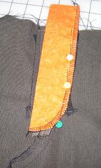 Zipper Fly step 25