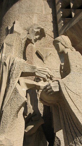 Barcelona, Sagrada Familia, Pilato, irresponsabilità