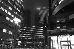 a friday-night walk through Rotterdam