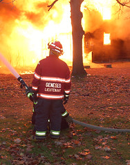 DSC_0134 (firephoto25) Tags: ny fire burn firefighters drill geneseo