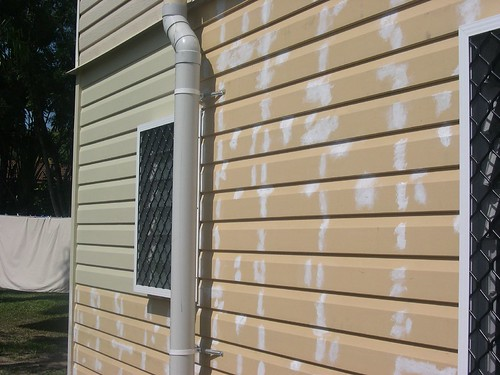 Exterior Paint Colour Chosen for our Queenslander
