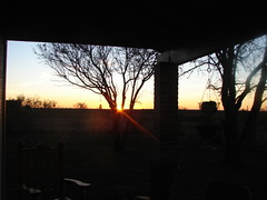 Late Fall Sunrise, Knippa Texas (Texas to Mexico) Tags: ranch fall rural sunrise quiet texas country southern smalltown knippa uvaldecounty