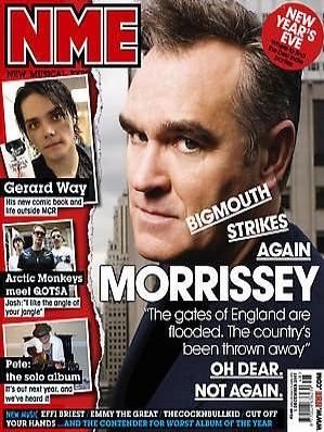 NME vs Morrissey