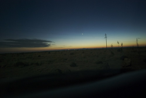 Day 5: The Marfa Lights
