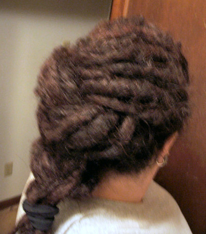dread hairstyle. Dread hairstyles!