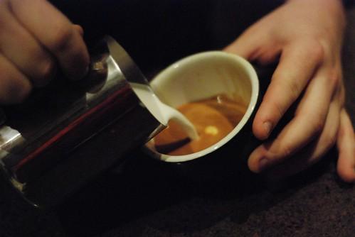 Ben's Pour Part 3 by Curt B.