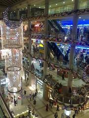 Christmas fair in the mall by zsoolt
