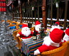 Just A Quick One Before We Go... (Sanctu) Tags: china santa christmas beer pub chengdu chill jinli colourartaward lpwinter