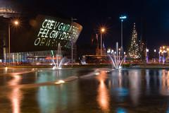 Cardiff Bay Fountains 2 by virtual_tony2000