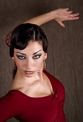 Fuerza... (Jordi Armengol Photography) Tags: portrait spain retrato catalunya concha ripollet bailaora ostrellina rociochacon retratojam
