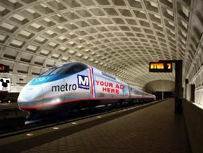 Sci-Fi Subway -- 21st Century Metro