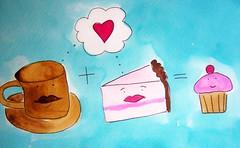 Cup + Cake = Cupcake
