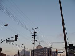 Los Angeles (citypix) Tags: moonrise shootthemoon citypix