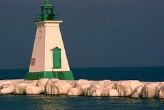 Port Dalhousie Light House (johncpiercy) Tags: lakeontario stcatherines portdalhousie mywinners