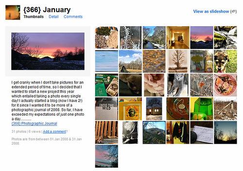 January Set