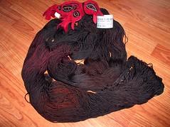 RauenforMLKAL (selkieb) Tags: knitting lace kal