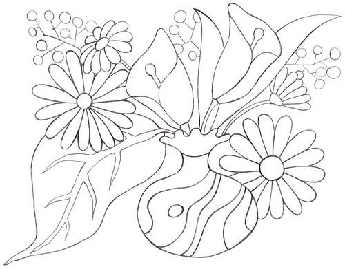Dibujos de figuras abstractas para colorear - Imagui
