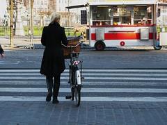 "Cycle And Sausages (Mikael Colville-Andersen) Tags: girl fashion bicycle copenhagen style gear cycle chic 自行车 zebracrossing 女孩 bikeporn streetfashion 自転車 デンマーク pølsevogn 女の子 哥本哈根 streetstyle girlsonbikes コペンハーゲン cyclechic speed"" copenhagencyclechic fixedgearissoooolastcentury zakkadkzebra chic"" advocacy"" velopassioncc"