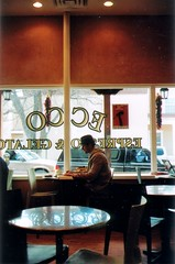 Urbane (wycombiensian) Tags: newmexico santafe canon cafe ebay kodak ecco 1970s canonet canonetql17 ultracolor uc100 ragefinder