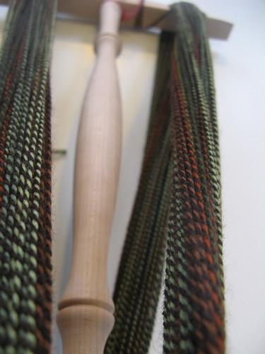 Zabet's yarn
