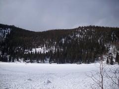 bear lake at RoMo