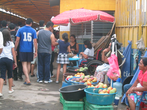 Mangos at the Market, La Libertad, El Salvador