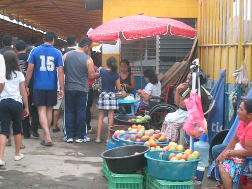 Mangos at the Market, La Libertad, El Salvador