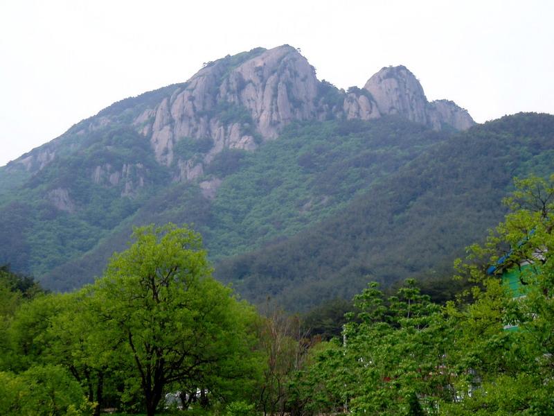 Byeonsan Mt.