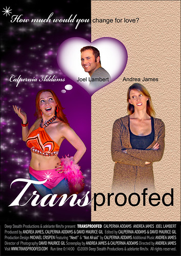 """""""Transproofed"""" Poster by calperniaaddams."""