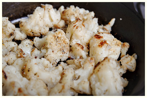 Cauliflower au Kayotic