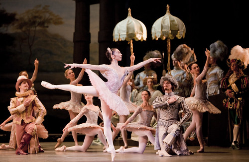 Cast change: Hikaru Kobayashi and Federico Bonelli to perform in The Sleeping Beauty on 15 March