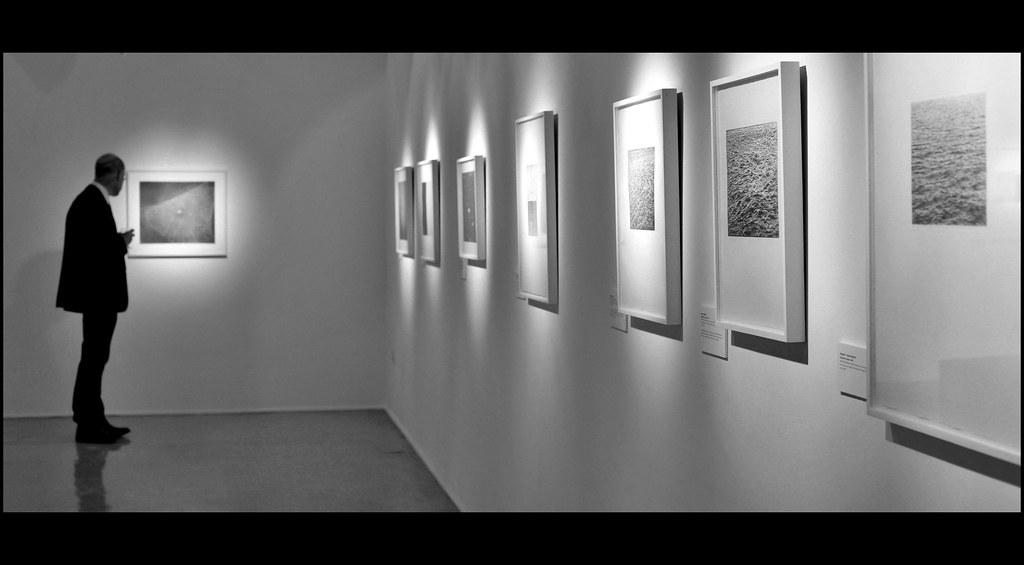 Vija Celmins - Artist Rooms - Gracefield Art Centre, Dumfries