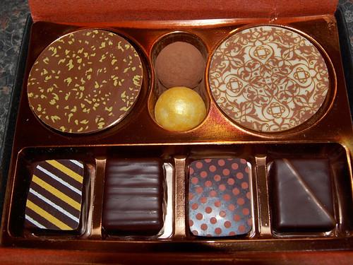 Artisan du Chocolat Mini Tasting Box