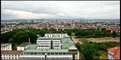uere Neustadt (Das halbrunde Zimmer) Tags: city urban panorama germany deutschland dresden saxony sachsen stadt metropole stadtansichten vonoben landeshauptstadt urbanarea stadtlandschaft stadtpanorama urbanerraum