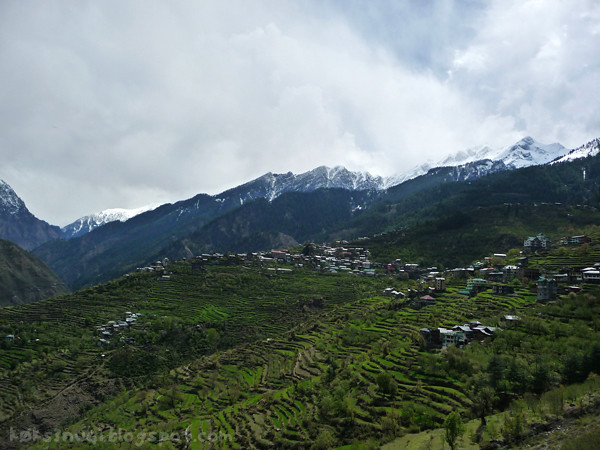 Bharmour Outside