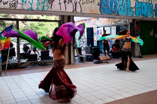 Danza Orientale al centro sociale-0170