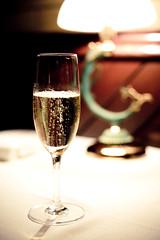 Un Verre de Cava à Barcelone - A Glass of Cava...