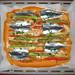 Antes del horno - Coca de sardinas
