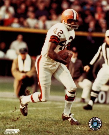 Photo of Paul Warfield - Cleveland Browns