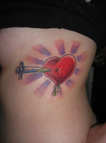 bleeding heart tattoo. Labels: Bleeding Heart Tattoos