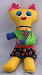 Plush toy softie Jocelyn