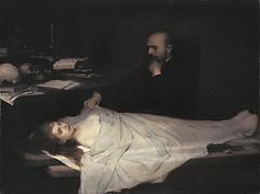 Der Anatom, 1869