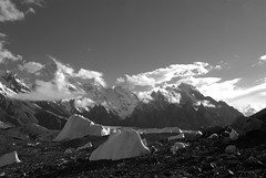 Baltoro Ice (crasterkippers) Tags: pakistan mountains trekking hiking baltoro