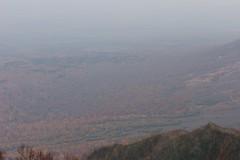 樽前山麓の紅葉