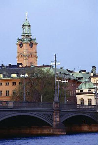 Стокгольм в моих мечтах. (Про серую осень, маленькую варежку и будущую дочку).
