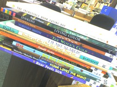 New picture books, early November 2007