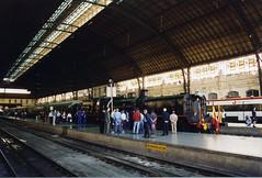 TREN CONMEMORATIVO (tonogayora) Tags: tren vapor locomotora centenario ferrocarril garrat altopalancia a3b