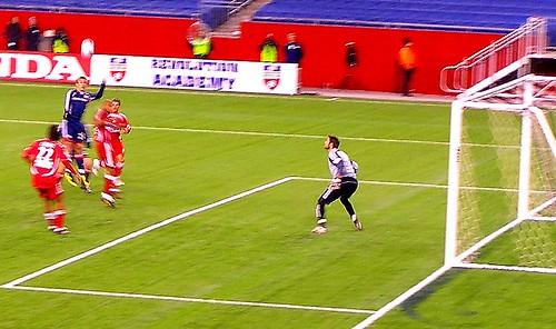 Twellman on Goal